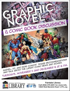 Fairdale Graphic Novel Group