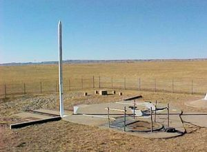 Minuteman Missile Silo Above Ground