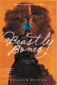 Beastly Bones is the second book in the Jackaby book series.