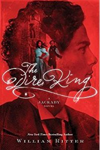 The Dire King is the fourth book in the Jackaby book series.