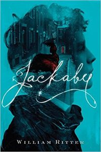Jackaby is the first book in the Jackaby book series
