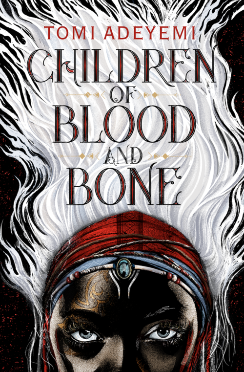 Cover for Children of Blood and Bone