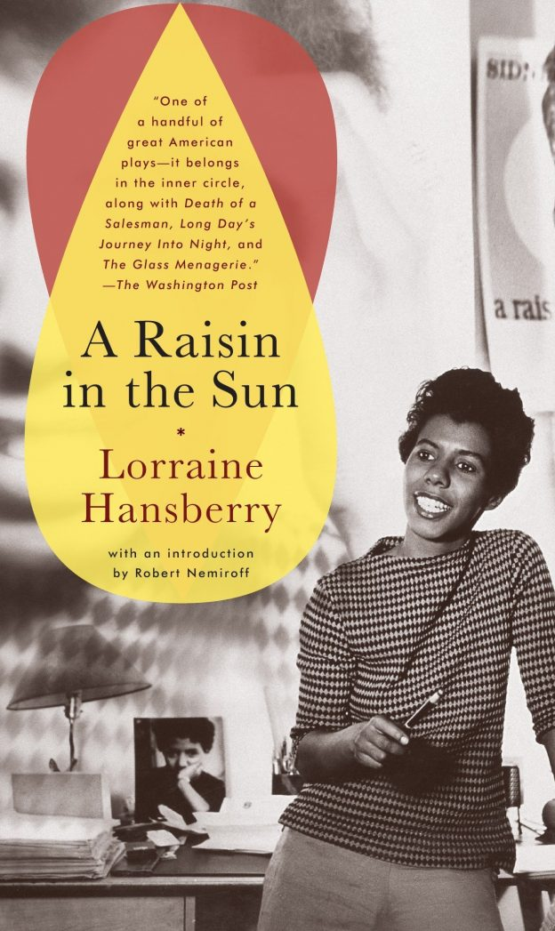 "Cover of ""A Raisin in the Sun"""