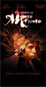 This is the movie poster for the 2002 Count of Monte Cristo adaptation.